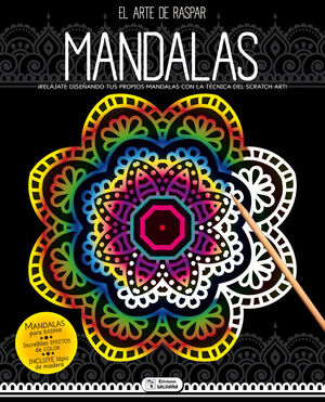INICIATE EN EL ARTE DE RASPAR MANDALAS 1