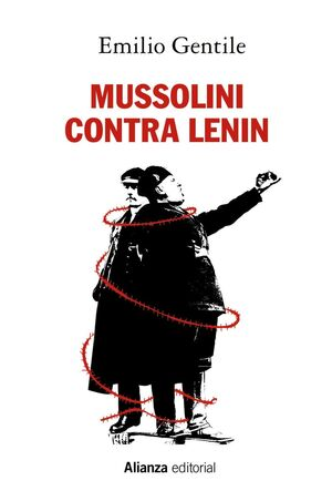 MUSSOLINI CONTRA LENIN