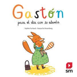GASTÓN PASA EL DIA CON SU ABUELA