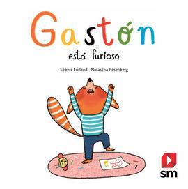 GASTÓN ESTA FURIOSO