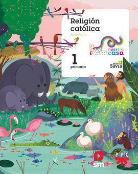 RELIGIÓN CATÓLICA. 1ºPRIMARIA