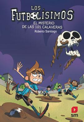LF.15 EL MISTERIO DE LAS 101 CALAVERAS
