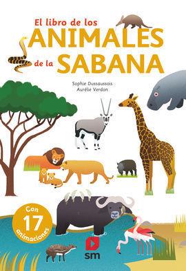 EL LIBRO DE LOS ANIMALES DE LA SABANA