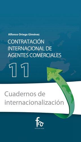 CONTRATACION INTERNACIONAL DE AGENTES COMERCIALES