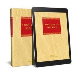 CONSTITUCIÓN ESPAÑOLA (LUJO) (PAPEL + E-BOOK)