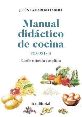 MANUAL DIDÁCTICO DE COCINA TOMO I Y IIº