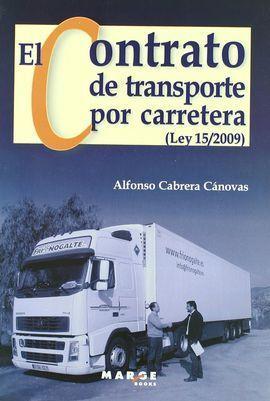 EL CONTRATO DE TRANSPORTE POR CARRETERA (LEY 15/20
