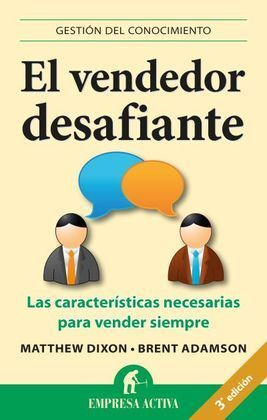 EL VENDEDOR DESAFIANTE