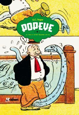 POPEYE. LET'S YOU AND HIM FIGHT