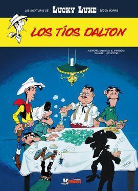 AVENTURAS DE LUCKY LUKE 5 LOS TIOS DALTON