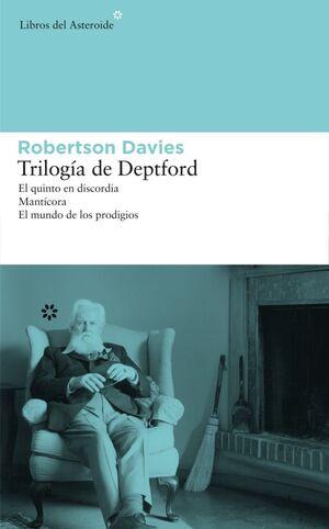 TRILOGIA DE DEPTFORD - LIBRO