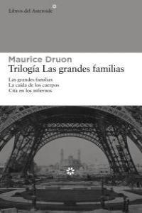 PACK TRILOGÍA LAS GRANDES FAMILIAS