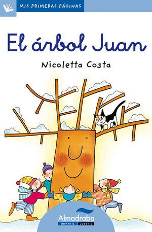 EL ÁRBOL JUAN (LETRA CURSIVA)