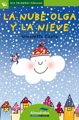 LA NUBE OLGA Y LA NIEVE-LP-
