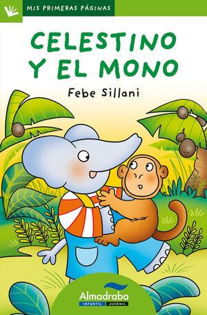 CELESTINO Y EL MONO (LETRA PALO)
