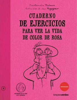 CUADERNO DE EJERCICIOS VER LA VIDA DE COLOR