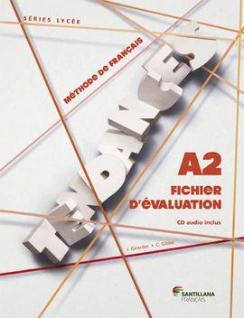 TENDANCES A2 - FICHIER D'EVALUATION + CD