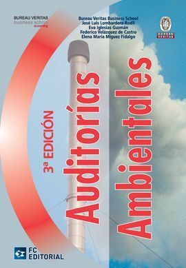 AUDITORIAS AMBIENTALES 3ª EDICION.