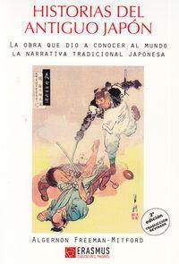 HISTORIAS DEL ANTIGUO JAPÓN