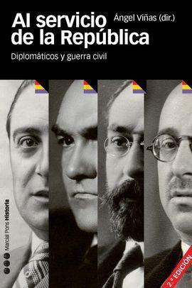 AL SERVICIO DE LA REPÚBLICA (2.ª ED.)DIPLOM