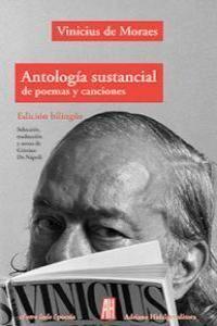 ANTOLOGÍA SUSTANCIAL DE POEMAS Y CANCIONES