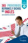 365 REFRANES Y DICHOS DEL INGLES