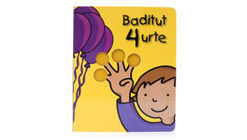 BADITUT 4 URTE