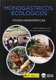 MONOGASTRICOS ECOLÓGICOS: FICHAS HOMEOPÁTICAS
