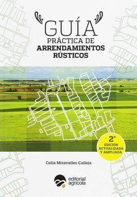 2º EDICION GUIA PRACTICA DE ARRENDAMIENTOS RUSTICOS