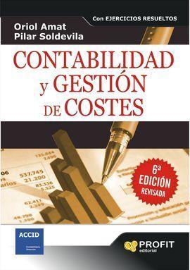 CONTABILIDAD Y GESTIÓN DE COSTES CON EJERCICIOS RESUELTOS
