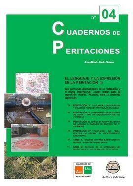 CUADERNOS PERITACIONES, 4