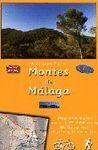 MONTES DE MÁLAGA, PARQUE NATURAL. GUÍA