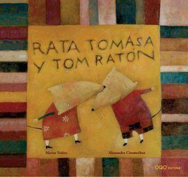 RATA TOMASA Y TOM RATÓN