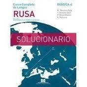 CURSO COMPLETO DE LENGUA RUSA. SOLUCIONARIO DEL NIVEL INICIAL Y DEL NIVEL INTERM
