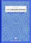 LA VOZ DE J. M. CABALLERO BONALD