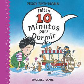 FALTA 10 MINUTOS PARA DORMIR