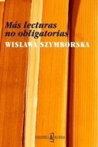 MÁS LECTURAS NO OBLIGATORIAS