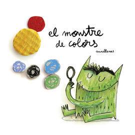 MONSTRE DE COLORS, EL  (N.E)