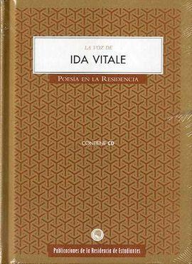 VOZ DE IDA VITALE, LA +CD