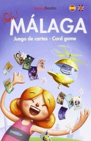 ¡ OH ! MÁLAGA - JUEGO DE CARTAS