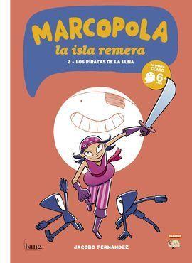 MARCOPOLA 2 ISLA REMERA:PIRATAS DE LA LUNA