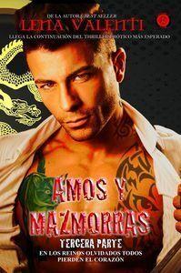 AMOS Y MAZMORRAS TERCERA PARTE