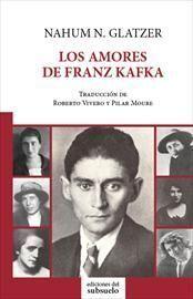 AMORES SALVAJES DE FRANZ KAFKA