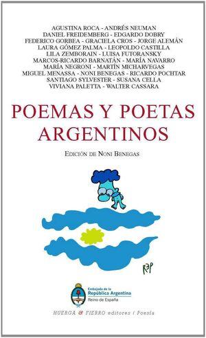 POEMAS Y POETAS ARGENTINOS