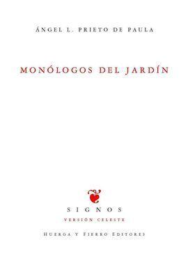 MONÓLOGOS DEL JARDÍN