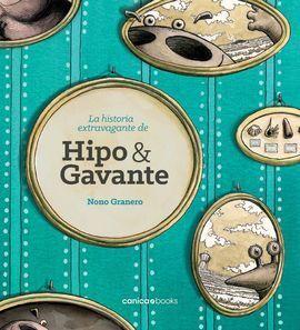 LA AVENTURA ITINERANTE DE HIPO Y GAVANTE