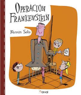 OPERACION FRANKENSTEIN