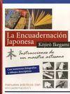 LA ENCUADERNACIÓN JAPONESA