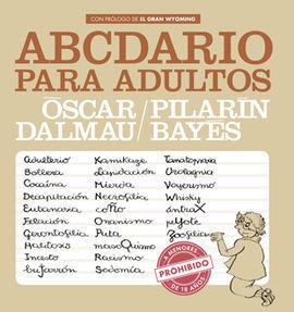 ABCDARIO PARA ADULTOS