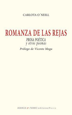 ROMANZA DE LAS REJAS